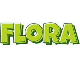 Flora summer logo