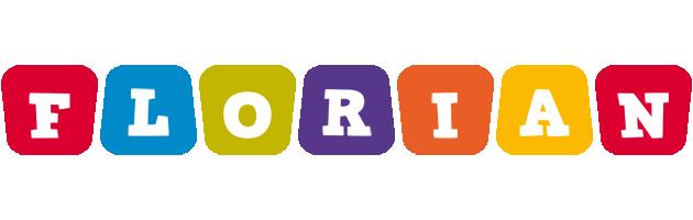 Florian kiddo logo
