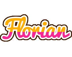 Florian smoothie logo