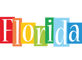 Florida colors logo