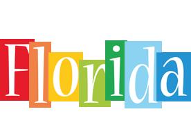 Florida colors logo