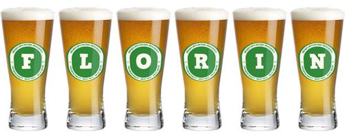 Florin lager logo