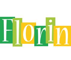 Florin lemonade logo