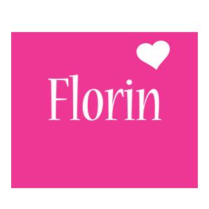 Florin love-heart logo