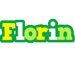 Florin soccer logo