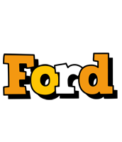 Ford cartoon logo