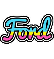 Ford circus logo