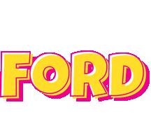Ford kaboom logo