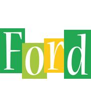 Ford lemonade logo