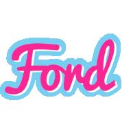 Ford popstar logo