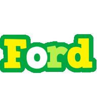 Ford soccer logo