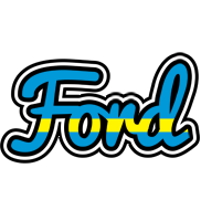 Ford sweden logo