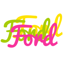 Ford sweets logo