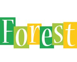 Forest lemonade logo