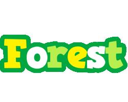 Forest soccer logo