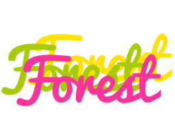Forest sweets logo