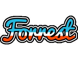 Forrest america logo