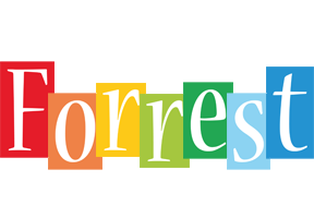 Forrest colors logo