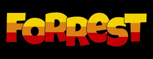 Forrest jungle logo