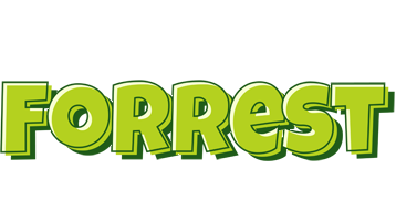 Forrest summer logo