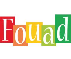 Fouad colors logo