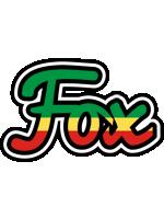 Fox african logo
