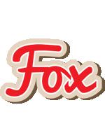 Fox chocolate logo