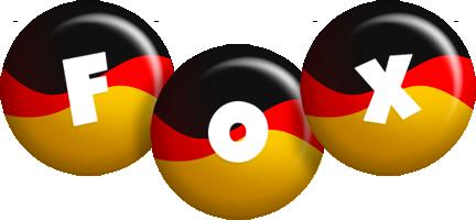 Fox german logo