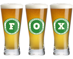Fox lager logo