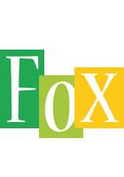 Fox lemonade logo