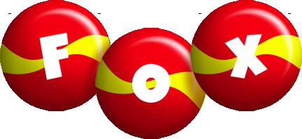 Fox spain logo