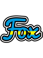 Fox sweden logo