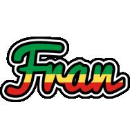 Fran african logo