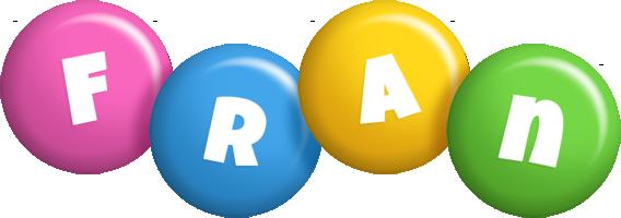 Fran candy logo