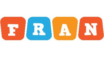 Fran comics logo