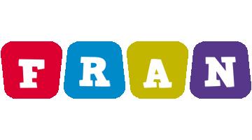 Fran daycare logo