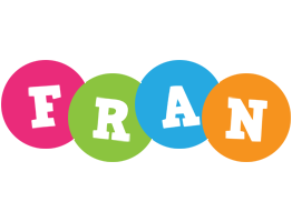 Fran friends logo