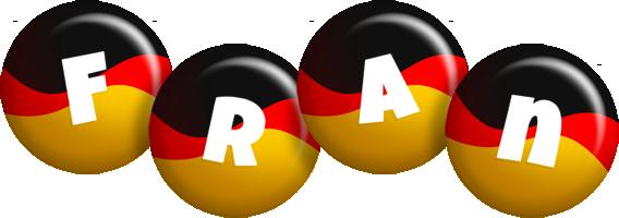 Fran german logo