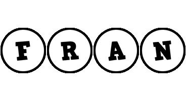 Fran handy logo