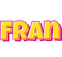 Fran kaboom logo