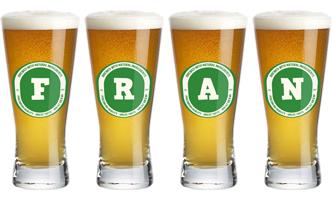 Fran lager logo