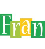 Fran lemonade logo