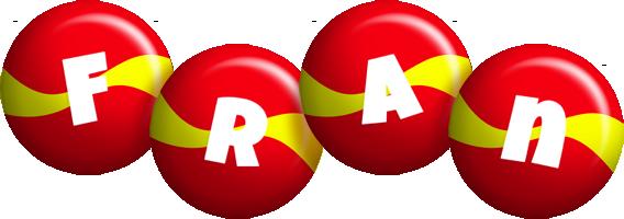 Fran spain logo