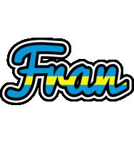 Fran sweden logo