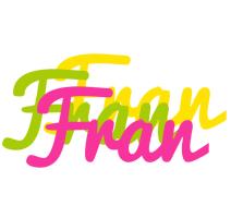 Fran sweets logo