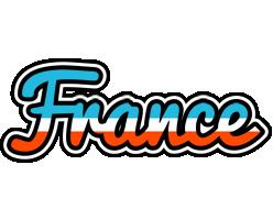 France america logo