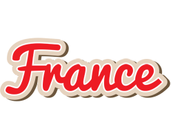 France chocolate logo