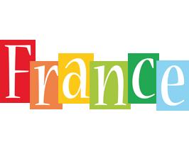 France colors logo
