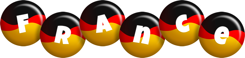 France german logo