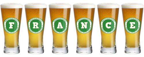 France lager logo